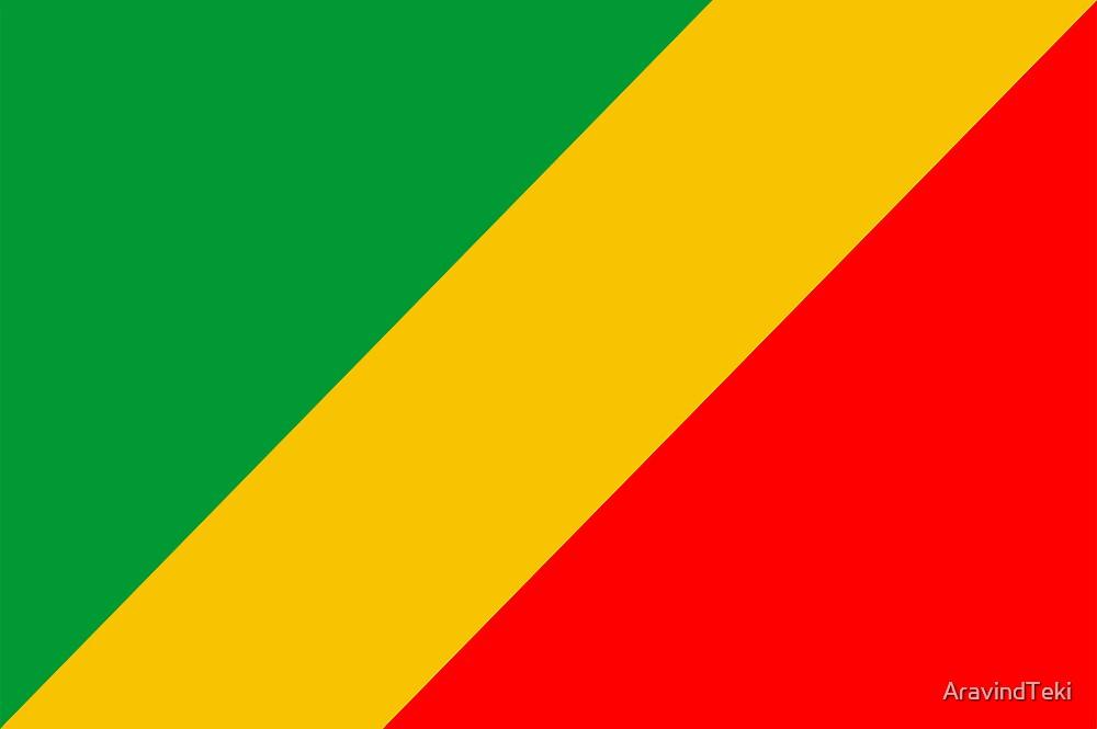 Congo, national id by AravindTeki