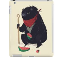 guardian bear iPad Case/Skin