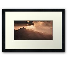 Grand Canyon - Morning View Framed Print