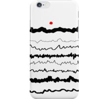 Minimal Mountains iPhone Case/Skin