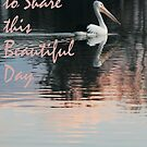 Wish you were here to Share my Beautiful Day by Graham Mewburn