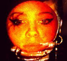 orange peel daze by Juilee  Pryor