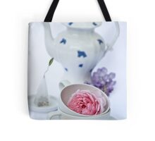 Tea and Cakes Tote Bag