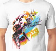 And then I was one with nature...color Unisex T-Shirt