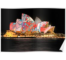 Sydney Opera House Luminous Festival 05 Poster