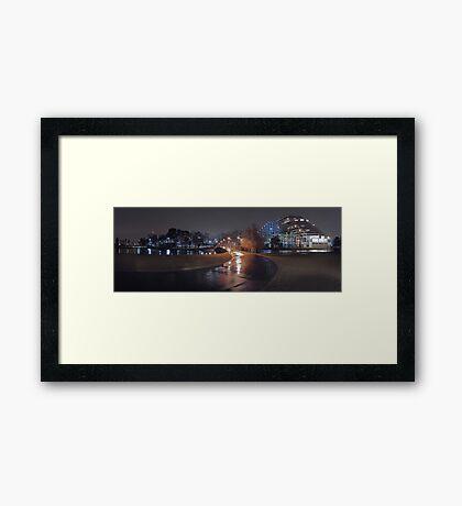 Burswood Casino - Western Australia  Framed Print