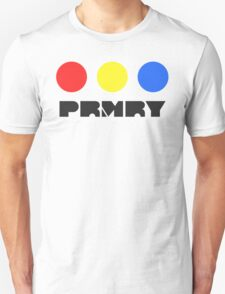 Primary 1.0 T-Shirt