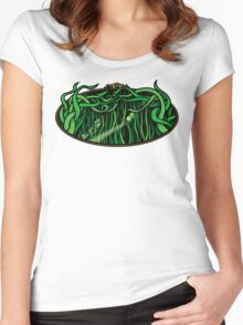 The Chase Women's Fitted Scoop T-Shirt