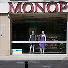 Monop' by Pascale Baud