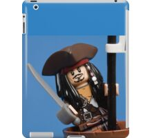 Lego Captain Jack Sparrow iPad Case/Skin