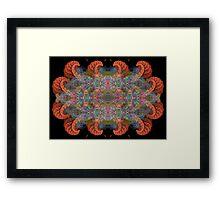 Fractal 36 Framed Print