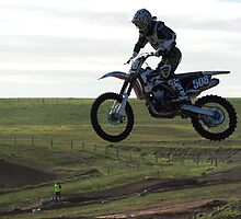 Barrabool MX. Nothing but air by Jamie Rutter