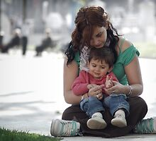 Mother's Love by Amaya Solozabal