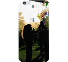 #213  Reaching For Peace iPhone Case/Skin