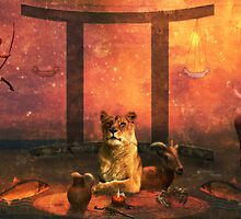 Leo's World by Anna Shaw