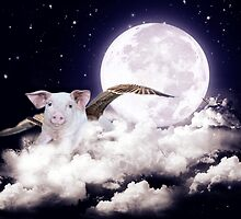 Pigs Can Fly by Anna Shaw