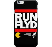 run, box and hug iPhone Case/Skin