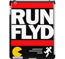 run, box and hug iPad Case/Skin