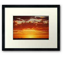 Cottesloe Framed Print