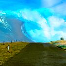 Road to Surf Heaven by David Geoffrey Gosling (Dave Gosling)