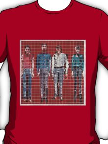 Talking Heads - More Songs About Buildings & Food T-Shirt