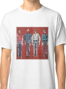 Talking Heads - More Songs About Buildings & Food Classic T-Shirt