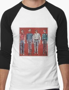 Talking Heads - More Songs About Buildings & Food Men's Baseball ¾ T-Shirt