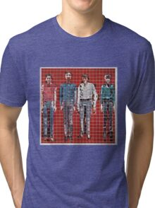 Talking Heads - More Songs About Buildings & Food Tri-blend T-Shirt