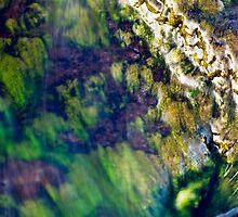 Waterfalls in Ellida River #3 by Stefán Kristinsson
