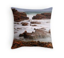 35 knot gusts Throw Pillow