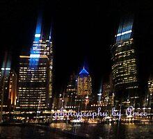 Sydney City by TigerAmee