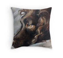 Day Dreams Throw Pillow