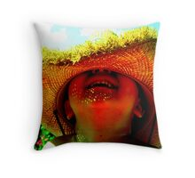 YEAHA Cowboys Throw Pillow