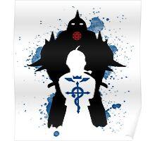Full Metal Alchemist Poster