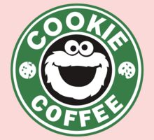 Cookie Coffee Baby Tee