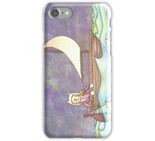 Sail boat iPhone Case/Skin