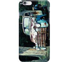 Patriotic Classic Chevy Truck  iPhone Case/Skin