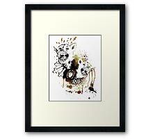 Superstition Framed Print