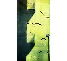 City shadow Photographic Print