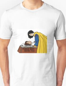 Princes need saving too- Snow White T-Shirt