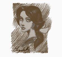 Elizabeth | French portrait T-Shirt