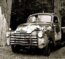 Classic Chevy by AlphaEyePhoto
