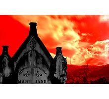Mary Jane Photographic Print