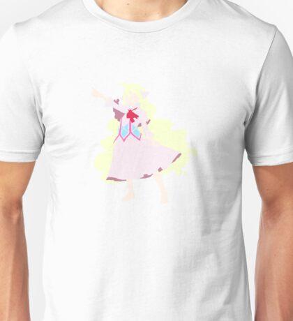 Mavis Vermillion Unisex T-Shirt