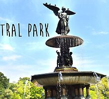 Central Park by ConoArt
