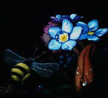 The Dew by jannaali