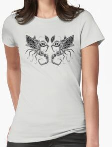 Mosquito Tee Womens Fitted T-Shirt