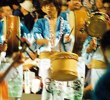Japan obon matsuri by Emelia HVS