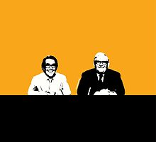 Goodnight from The Two Ronnies by iconiComedy