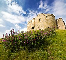 Clifford's Tower by Gary Tumilty